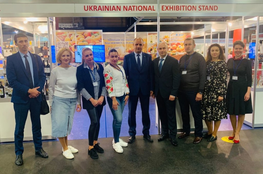 «Рум'янець» на міжнародній виставці RIGA FOOD 2021