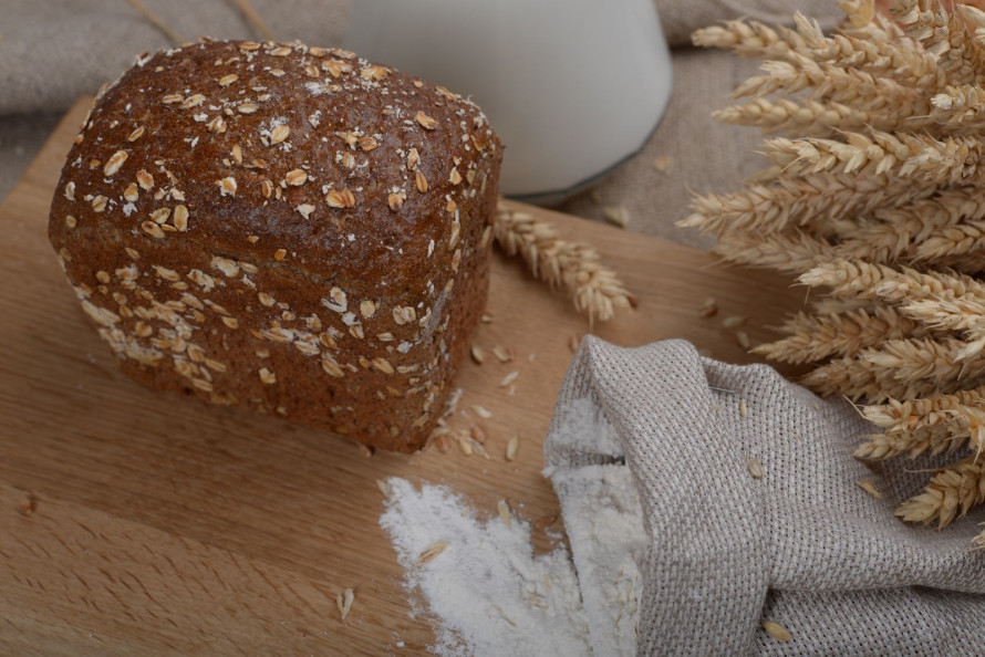 «Вівсяний» хліб –  Ваш вдалий початок дня.