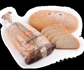 Хліб пшеничний із борошна І сорту