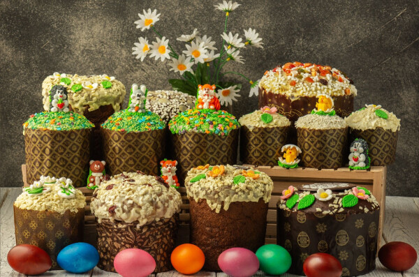 """Родзинки і """"родзинки"""" нашої Великодньої випічки"""