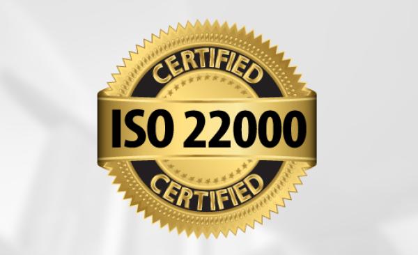 """ТМ """"Рум'янець"""" впровадила сучасну систему харчової безпеки ISO 22000:2005."""