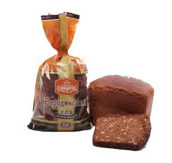 Бородинський хліб з насінням соняшника