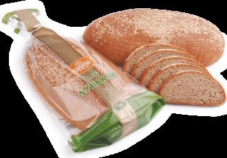Хліб Луцький з кунжутом