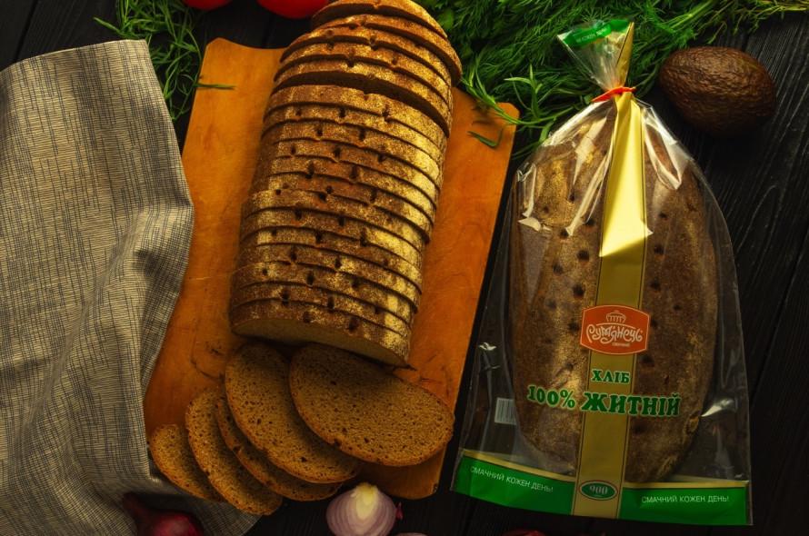 Чим відрізняється житній хліб від пшеничного?