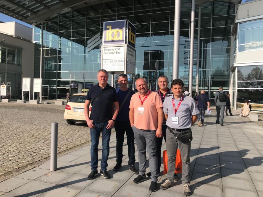 ТМ «Рум'янець» у Мюнхені на IBA-2018!